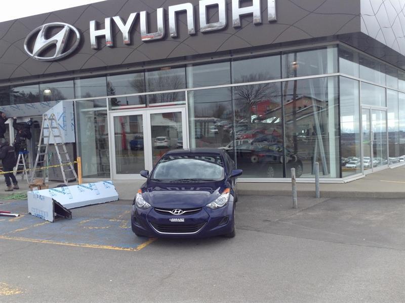 Hyundai Elantra 2012 GL #AA 3311