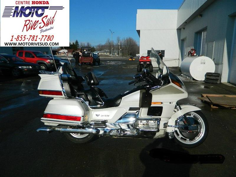 Honda GL 1500 GOLDWING SE 1997