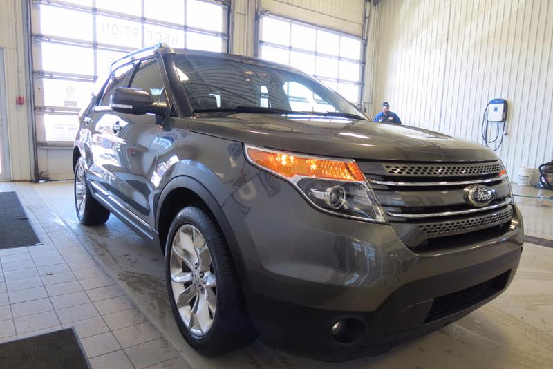Ford Explorer 2015 LIMITED CUIR. TOIT. NAV. #216202