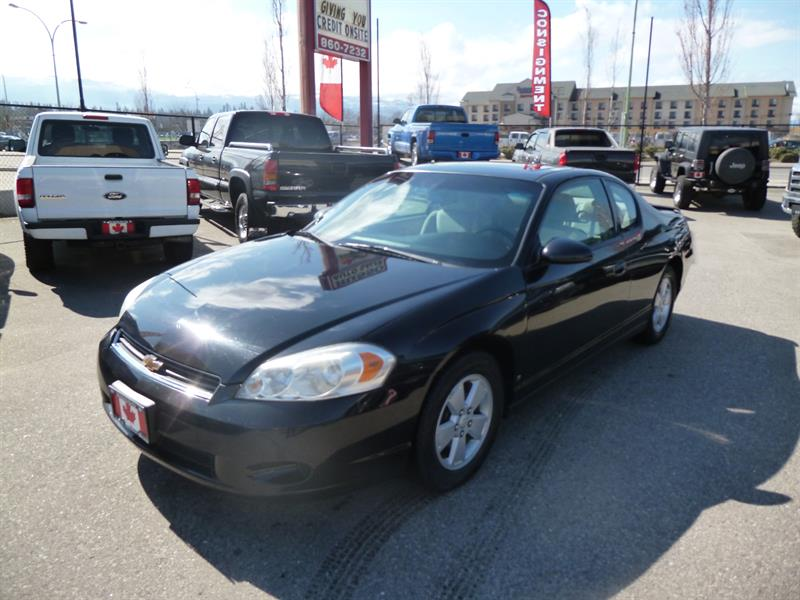 2006 Chevrolet Monte Carlo LT Coupe #A7944