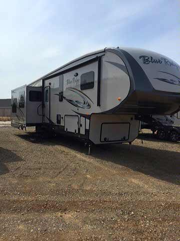 2014 Blue Ridge 3775RL