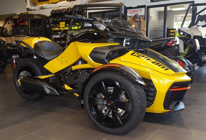 Can-am Spyder F3-S Daytona 2017