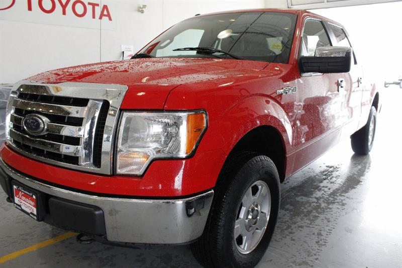 2012 Ford F-150 XLT #18284A