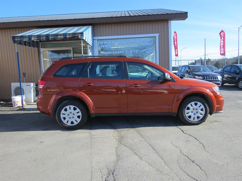 Dodge Journey 2014 FWD 4dr Canada Value Pkg #3671
