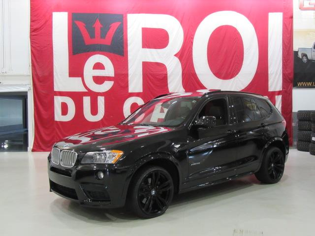 BMW X3 2013 35i XDRIVE M PACKAGE  #A6159