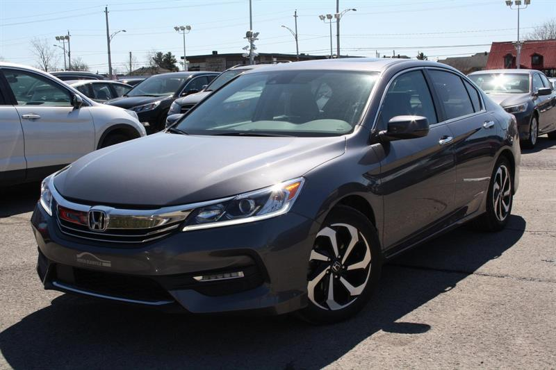 Honda Accord Sedan 2016 EX-L #U-0599