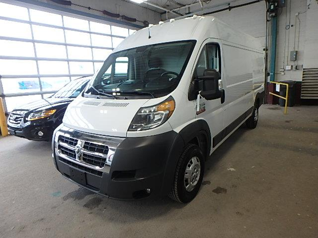 2016 ram promaster cargo van 3500 extended high roof 159 wb used for sale in saint eustache at. Black Bedroom Furniture Sets. Home Design Ideas
