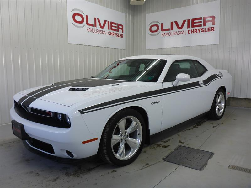 Dodge Challenger 2015 R/T Classic #2016447A