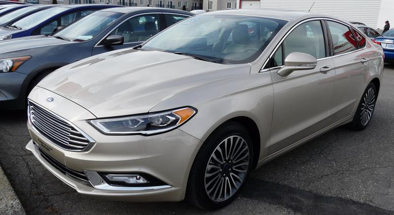Ford Fusion 2017 4dr Sdn SE FWD #C4630A