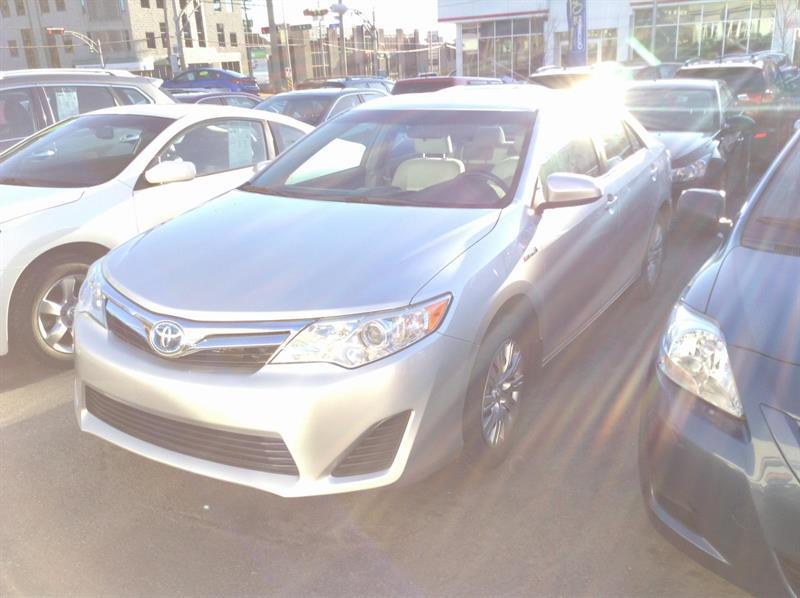 Toyota Camry Hybrid 2013 LE #U2382