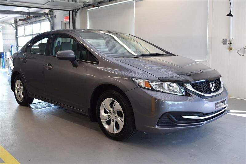 Honda Civic Sedan 2015 LX #U7055