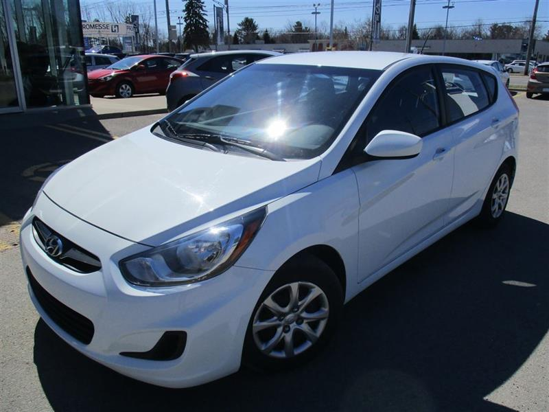 Hyundai Accent Hatchback 2013