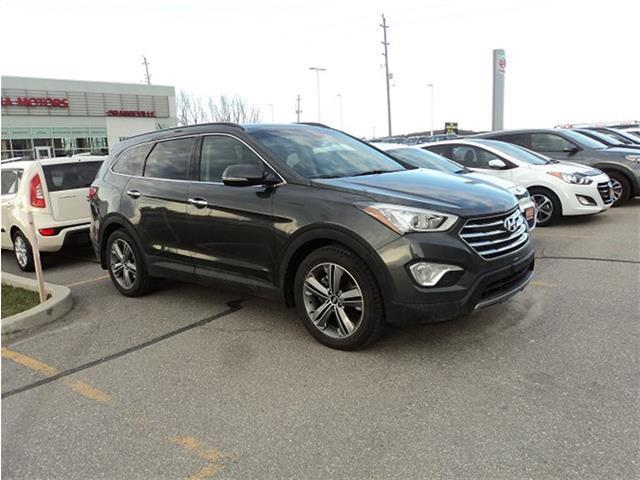 2015 Hyundai Santa Fe Xl Limited AWD 7pass - Leather/Sunroof #H0844