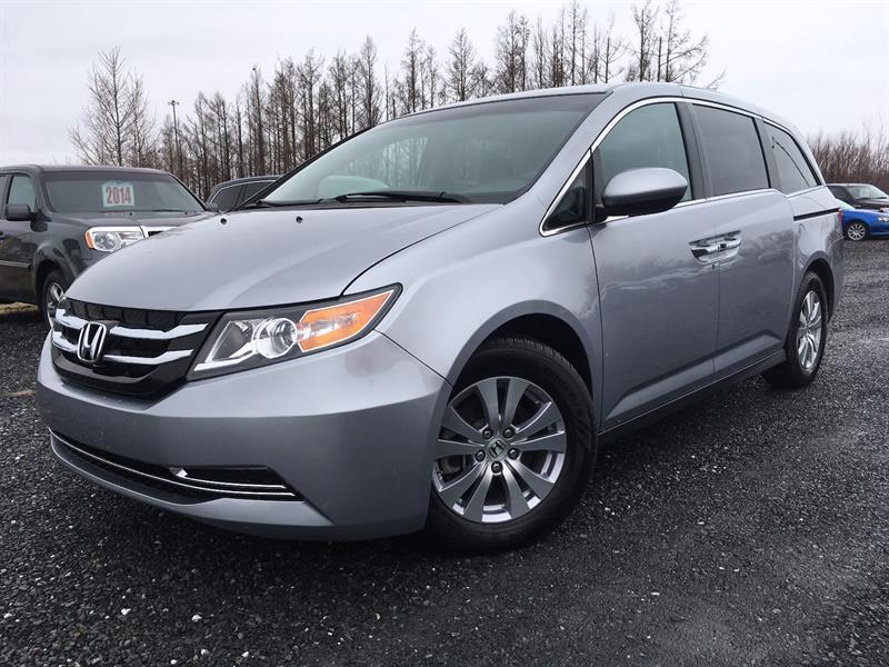 Honda Odyssey 2016 EX (Cuirs)