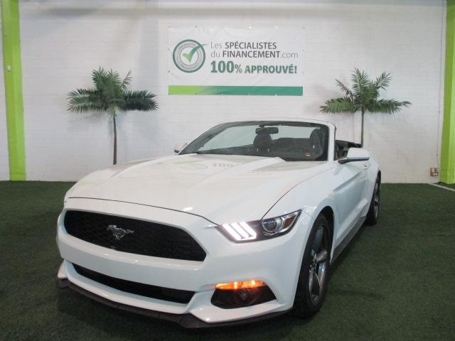 Ford Mustang Convertible 2016 V6 #1639-04