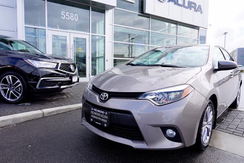2014 Toyota Corolla 4dr Sdn #735207C