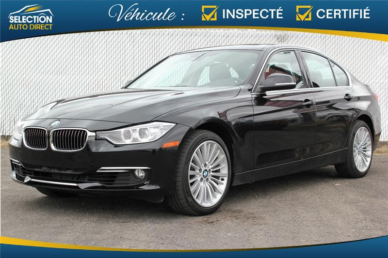 BMW 3 Series Sedan 2014 328i xDrive #E980982