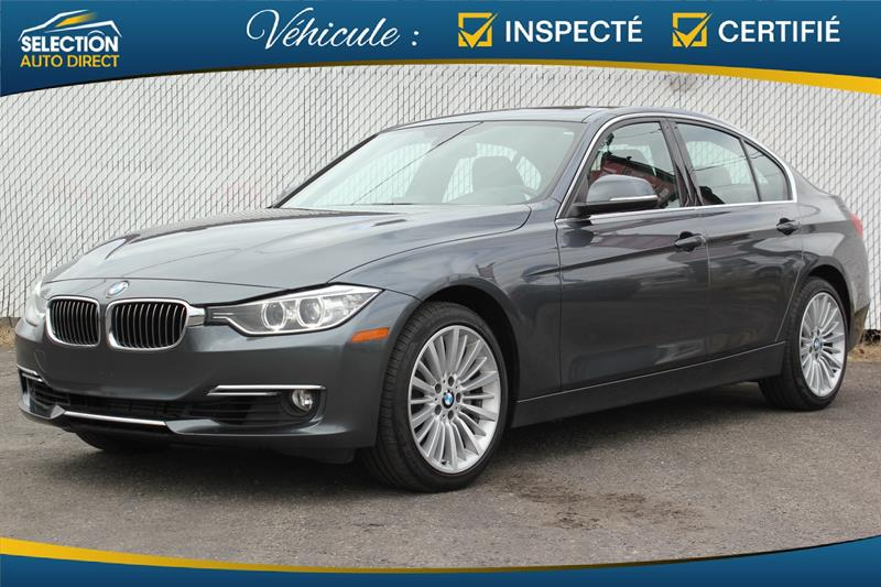 BMW 3 Series Sedan 2013 335i xDrive #J465758