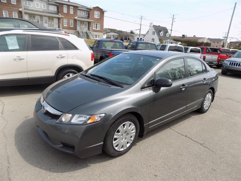 Honda Civic Sedan 2009 DX #AD3502