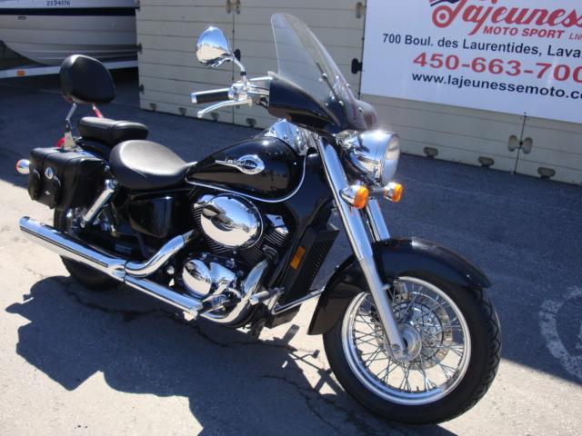 honda shadow 750 ace 2003 occasion vendre laval chez lajeunesse moto sport lt e. Black Bedroom Furniture Sets. Home Design Ideas