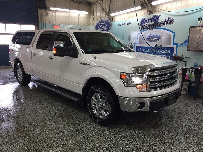 Ford F-150 2013 Lariat #75724A