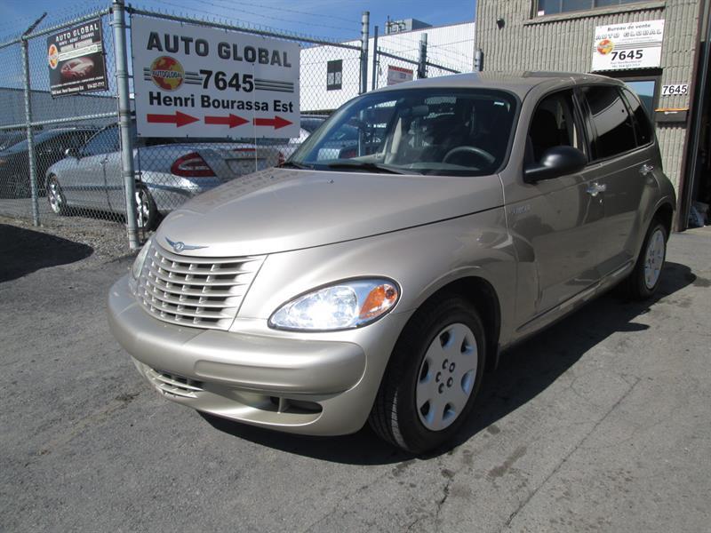 Chrysler PT Cruiser 2005 4dr Wgn,AUTOMATIQUE,PROPRE #16-1091E
