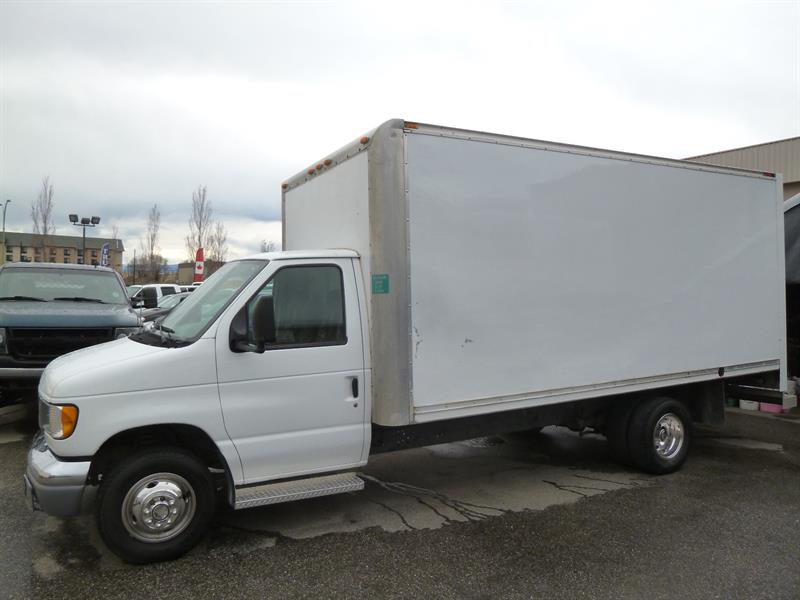 2001 Ford Econoline Cutaway E-450 Super Duty #3172