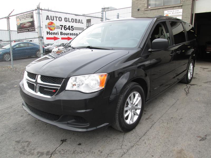 Dodge Grand Caravan 2013 STOW N GO,TV-DVD,CAMERA DE RECUL #17-388