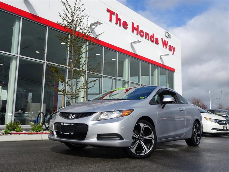 2012 Honda Civic Coupe