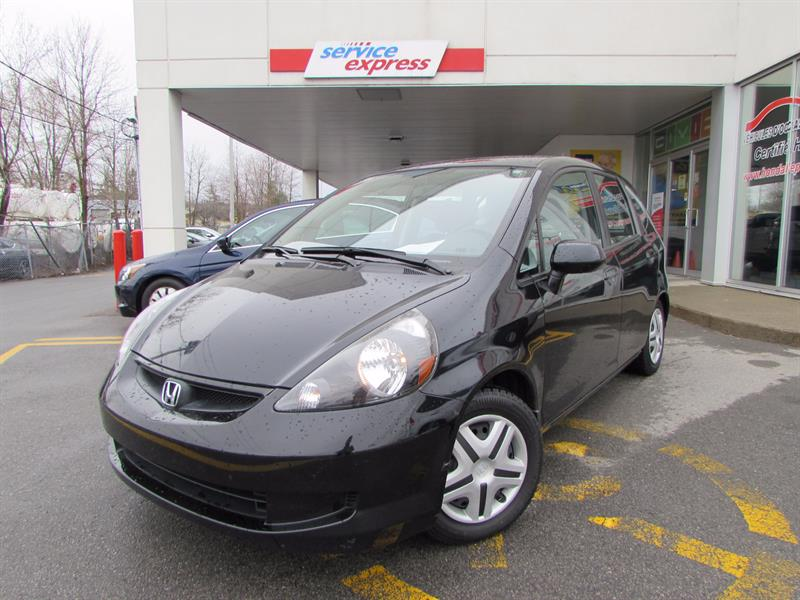 Honda FIT 2008 5dr HB Man #317511-1