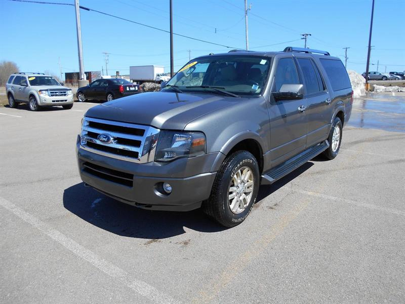 2012 Ford Expedition Limited #M16-96A
