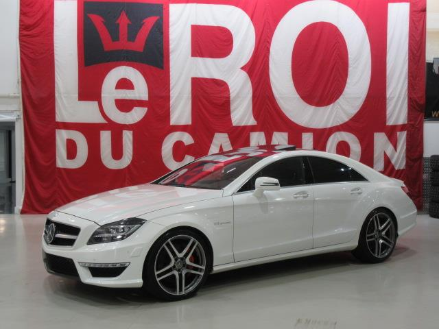 Mercedes-Benz Classe-CLS 2012 CLS63 AMG NIGHTVISION  #A5780