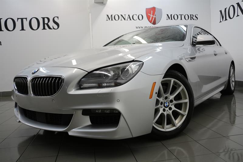 2014 BMW 6 Series FULL EQUIP M SPORT EDITION /GRAN COUPE XDRIVE #8233