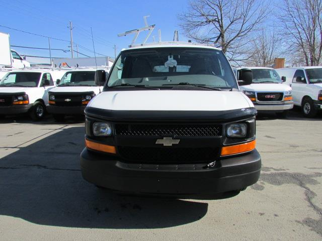 chevrolet express 2500 cargo 1 seul proprio voir quipement 2012 occasion vendre laval chez. Black Bedroom Furniture Sets. Home Design Ideas