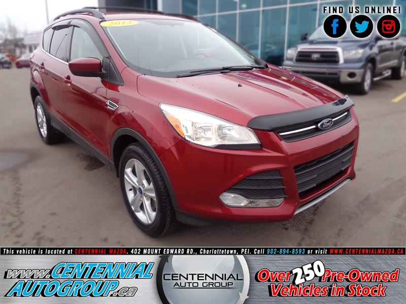 2013 Ford Escape SE 4WD #5741A