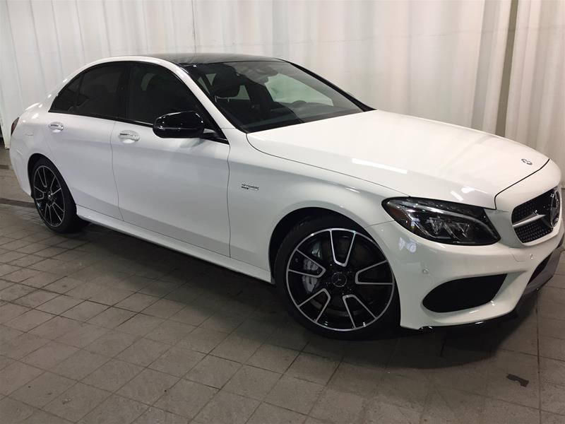 Mercedes-Benz C43 AMG 2017