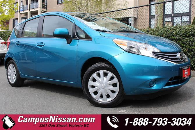 2014 Nissan Versa Note SV Convenience Pkg #A6999