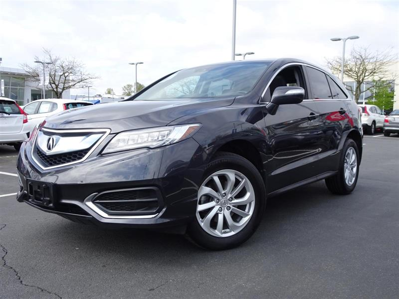 2016 Acura RDX Technology! Balance of Factory Warranties! #LH7544