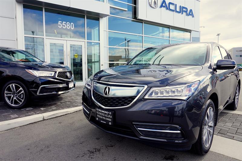 2016 Acura MDX SH-AWD 4dr Nav Pkg #795677A