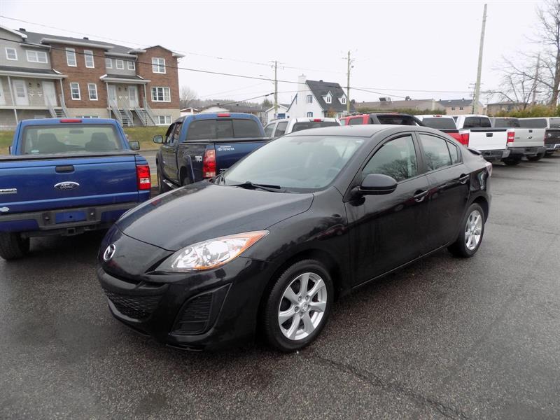Mazda 3 2011 GX #AD3522