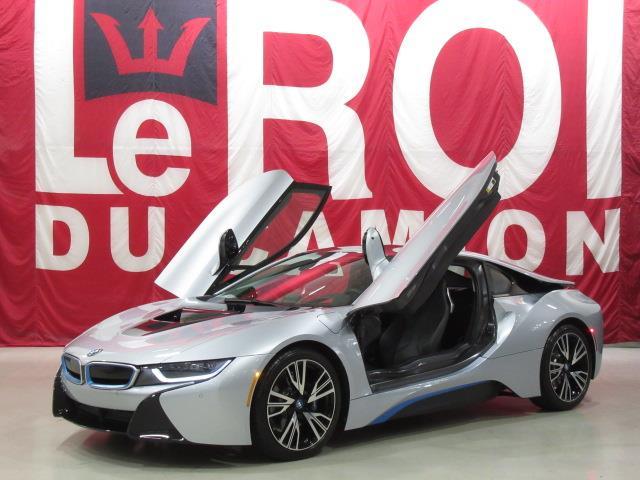 BMW i8 2016 NEW CAR / NEUVE #A6209