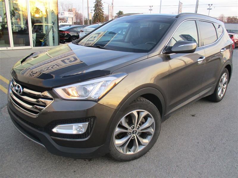 Hyundai Santa Fe Sport 2014 2.0T TURBO SE AWD, MAGS, TOIT PANO, CUIR #A-2563