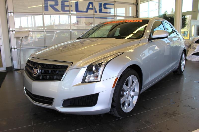 Cadillac ATS 2013 2.5 Litres #72926
