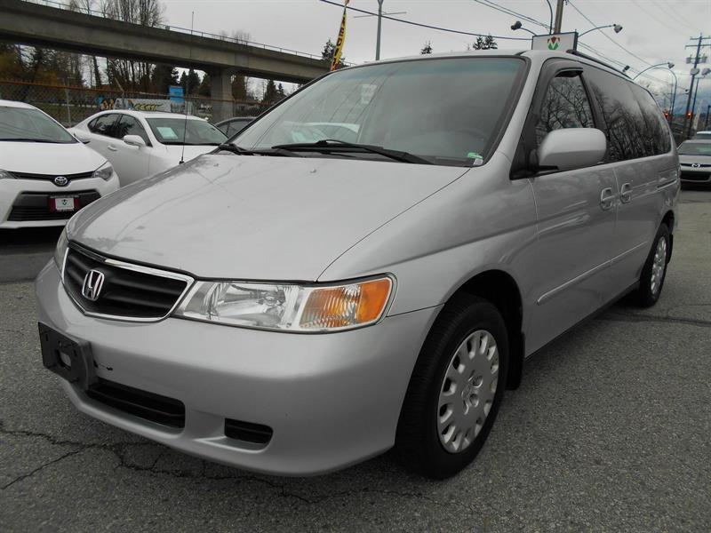 2003 Honda Odyssey LX #NGTT2774