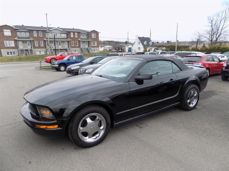 Ford Mustang 2007 Décapotable #AD2409