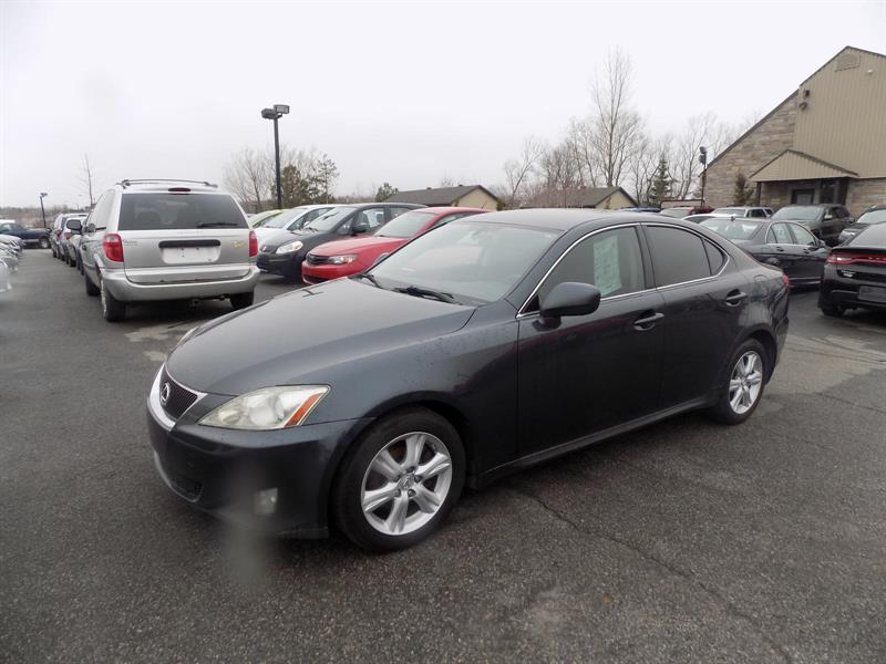 Lexus Is 2008 250 #AD3434