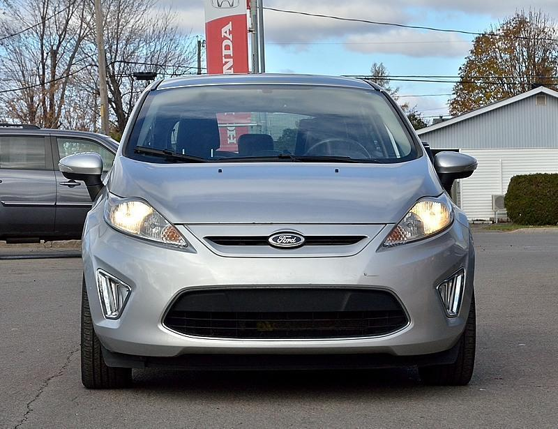 Ford Fiesta Hatchback 2011 SES #361726A