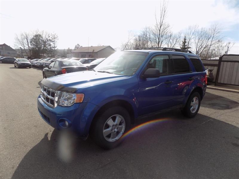 Ford Escape 2012 XLT 4X4 #AD3018