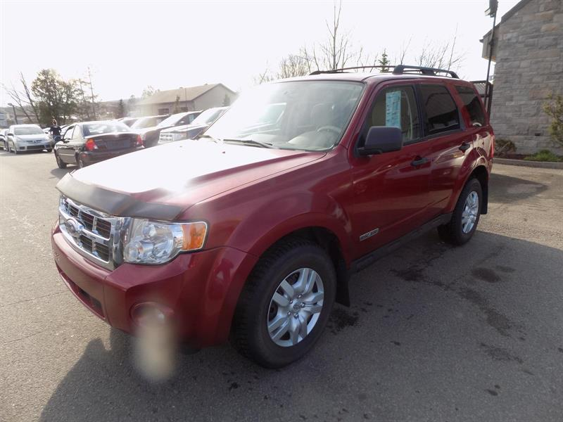 Ford Escape 2008 XLT I4 #AD3202