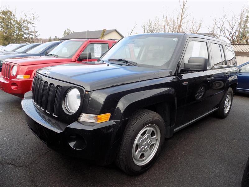Jeep Patriot 2009 Sport #AD2991